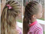 Easy Little Girl Hairstyles for School Cute Hairstyles Beautiful Cute Little Girl Hairstyles for