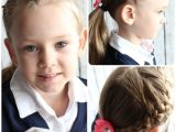 Easy Little Girl Hairstyles for School Easy Hairstyles for Little Girls 10 Ideas In 5 Minutes