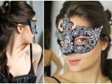 Easy Masquerade Hairstyles Masquerade Hairstyle Loepsie