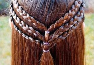 Easy Medieval Hairstyles Turn Your Braids Into A Beautiful Renaissance Look Women