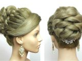 Easy N Beautiful Hairstyles Beautiful Hairstyles for Function Easy Wedding Hairstyle