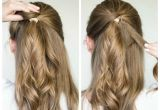 Easy N Simple Hairstyles Quick N Easy Hair Styles