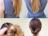 Easy N Simple Hairstyles Simple N Easy Hairstyles