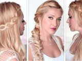 Easy One Minute Hairstyles Last Minute Hairstyles for Long Hair