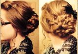 Easy Pentecostal Hairstyles Easy Pentecostal Hairstyle Poof Bump and Two Braids