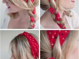 Easy Pigtail Hairstyles Simple Easy Braided Daily Hairstyle Pigtails
