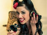 Easy Pin Up Girl Hairstyles 15 Pin Up Hairstyles Easy to Make Yve Style
