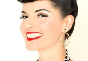 Easy Pin Up Girl Hairstyles Pin Up Girl Hairstyles