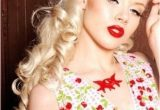 Easy Pin Up Hairstyles for Short Hair 15 Pin Up Hairstyles Easy to Make Yve Style