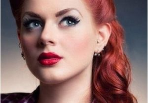 Easy Pinned Up Hairstyles 15 Pin Up Hairstyles Easy to Make Yve Style
