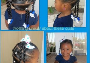 Easy Ponytail Hairstyles for Kids 5 Quick Cute Hairstyles
