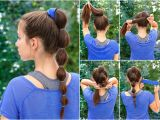 Easy Ponytail Hairstyles for Short Length Hair 30 Different Ponytail Hairstyles