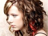Easy Pretty Hairstyles for Curly Hair Easy Curly Hairstyles for School