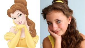 Easy Princess Hairstyles for Kids 15 Easy Halloween Hairstyles for Kids
