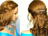 Easy Prom Hairstyles to Do at Home Easy Prom Hairstyles Long Hair Hairstyles