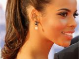 Easy Pulled Back Hairstyles for Long Hair Peinados Recogidos Tendencia 2017