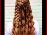 Easy Quick Hairstyles for Long Thick Hair Cute Easy Cute Hairstyles for Thick Hair