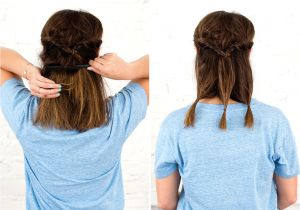 Easy Rainy Day Hairstyles 5 Minute Rainy Day Hairstyles for All Hair Lengths
