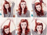 Easy Rockabilly Hairstyles 25 Best Ideas About Rockabilly Hair On Pinterest