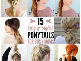 Easy Short Hairstyles for Busy Moms Cute Easy Hairstyles for Busy Moms Hairstyles