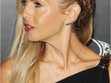 Easy Side Swept Hairstyles Easy Hairstyles with Stylish Braids Hairstyle for Women