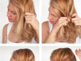 Easy Side Swept Hairstyles Easy Lace Braid the Side Swept Hairstyle Tutorial Hair