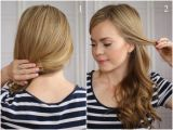 Easy Side Swept Hairstyles Easy Side Swept Waves