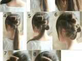 Easy Step by Step Hairstyles for Prom Latest Party Hairstyles Step by Step 2017 for Girls