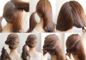 Easy Step by Step Hairstyles with Pictures 20 Cute Easy Hairstyles Collection 2017 Sheideas