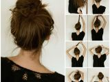 Easy Step by Step Hairstyles with Pictures Easy Step by Step Hairstyles Do by Own at Any Time