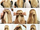 Easy Steps for Hairstyles for Medium Length Hair Cute Easy Hairstyles Shoulder Length Hair