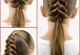 Easy Steps Of Hairstyles to Do at Home Easy Braided Hairstyles to Do at Home Step by Hairstyles