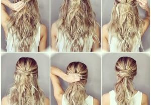 Easy Steps to Do Hairstyles 30 Step by Step Hairstyles for Long Hair Tutorials You