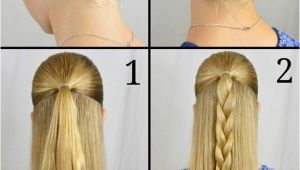 Easy Steps to Do Hairstyles Easy Updos for Long Hair Step by Step to Do at Home In