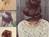 Easy Tied Up Hairstyles Hair Bow Hairstyle Archives Vpfashion Vpfashion