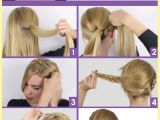 Easy to Do College Hairstyles How to Do An Easy Milkmaid Braid with Hair Guru Sasha