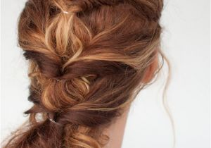 Easy to Do Curled Hairstyles 20 Quick and Easy Hairstyles You Can Wear to Work