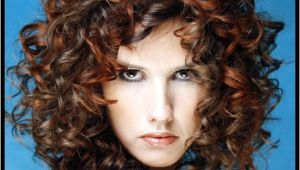 Easy to Do Curled Hairstyles Lovable and Easy Hairstyles for Curly Hair to Do at Home