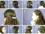 Easy to Do Everyday Hairstyles for Long Hair 10 Easy & Simple Half Up Hairstyles for Everyday