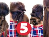 Easy to Do Everyday Hairstyles for Long Hair Lazy Day Hairstyles for School
