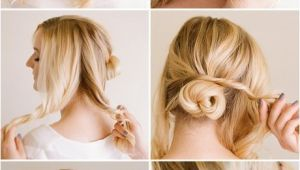 Easy to Do Fancy Hairstyles Easy Do It Yourself Prom Hairstyles