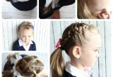 Easy to Do Girl Hairstyles 10 Easy Hairstyles for Girls somewhat Simple