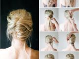 Easy to Do Hairstyles for A Wedding You Ll Need these 5 Hair Tutorials for Spring and Summer