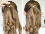 Easy to Do Hairstyles for Long Hair Step by Step I Want to Do Easy Party Hairstyles for Long Hair Step by