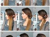 Easy to Do Hairstyles for New Years 87 Best Holiday Hair Images