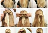 Easy to Do Hairstyles for Shoulder Length Hair Cute Easy Hairstyles Shoulder Length Hair