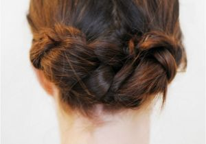 Easy to Do Hairstyles for Work Easy Updo S that You Can Wear to Work Women Hairstyles