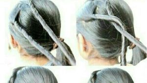Easy to Do Hairstyles Instructions 10 Diy Back to School Hairstyle Tutorials