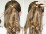 Easy to Do Hairstyles Pinterest I Want to Do Easy Party Hairstyles for Long Hair Step by Step How