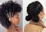 Easy to Do Natural Black Hairstyles 21 Chic and Easy Updo Hairstyles for Natural Hair